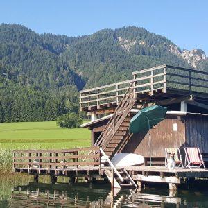 Hotel Harrida Weissensee Badehaus