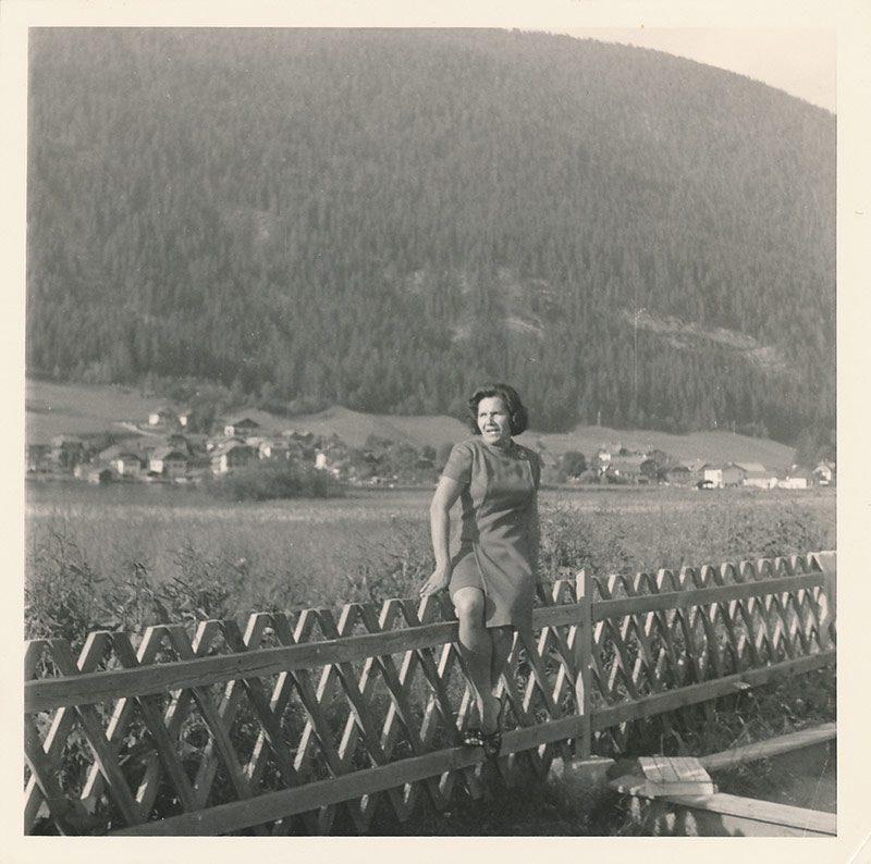 Hotel Harrida Weissensee Irma Kolouch Geschichte
