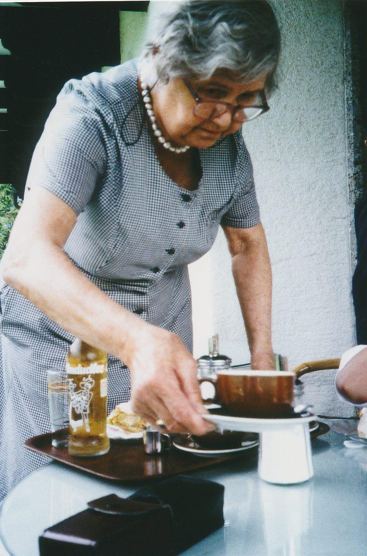 Hotel Harrida Weissensee Geschichte Irma Kolouch