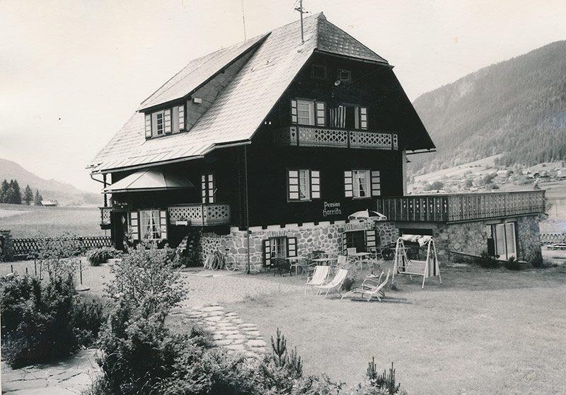 Hotel Harrida Geschichte