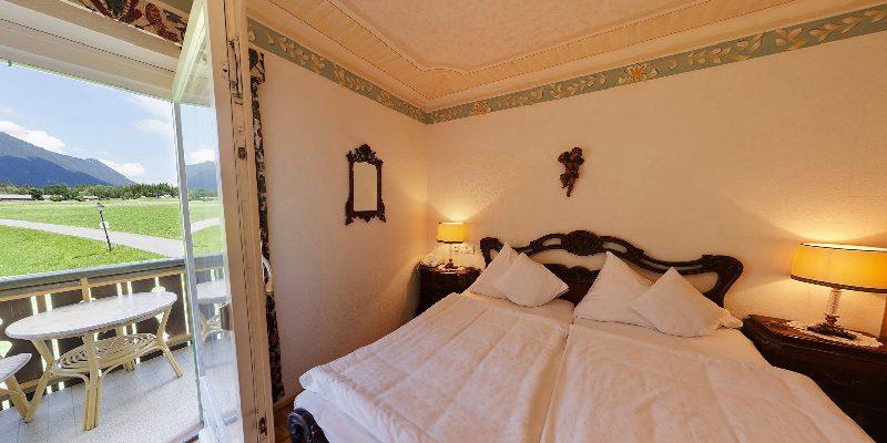 Hotel Harrida Weissensee Doppelzimmer