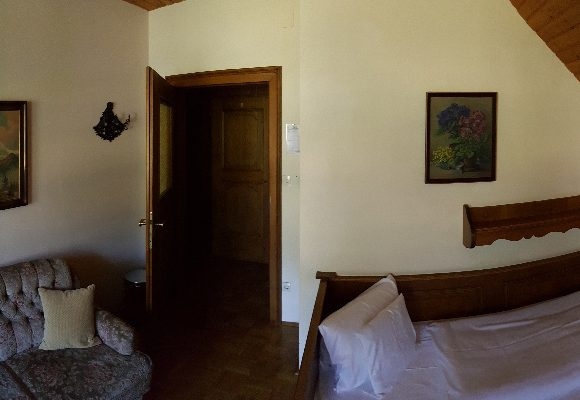 Zweibettzimmer Seeblick