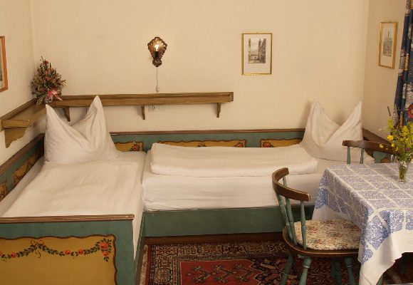 Zweibettzimmer Klassik